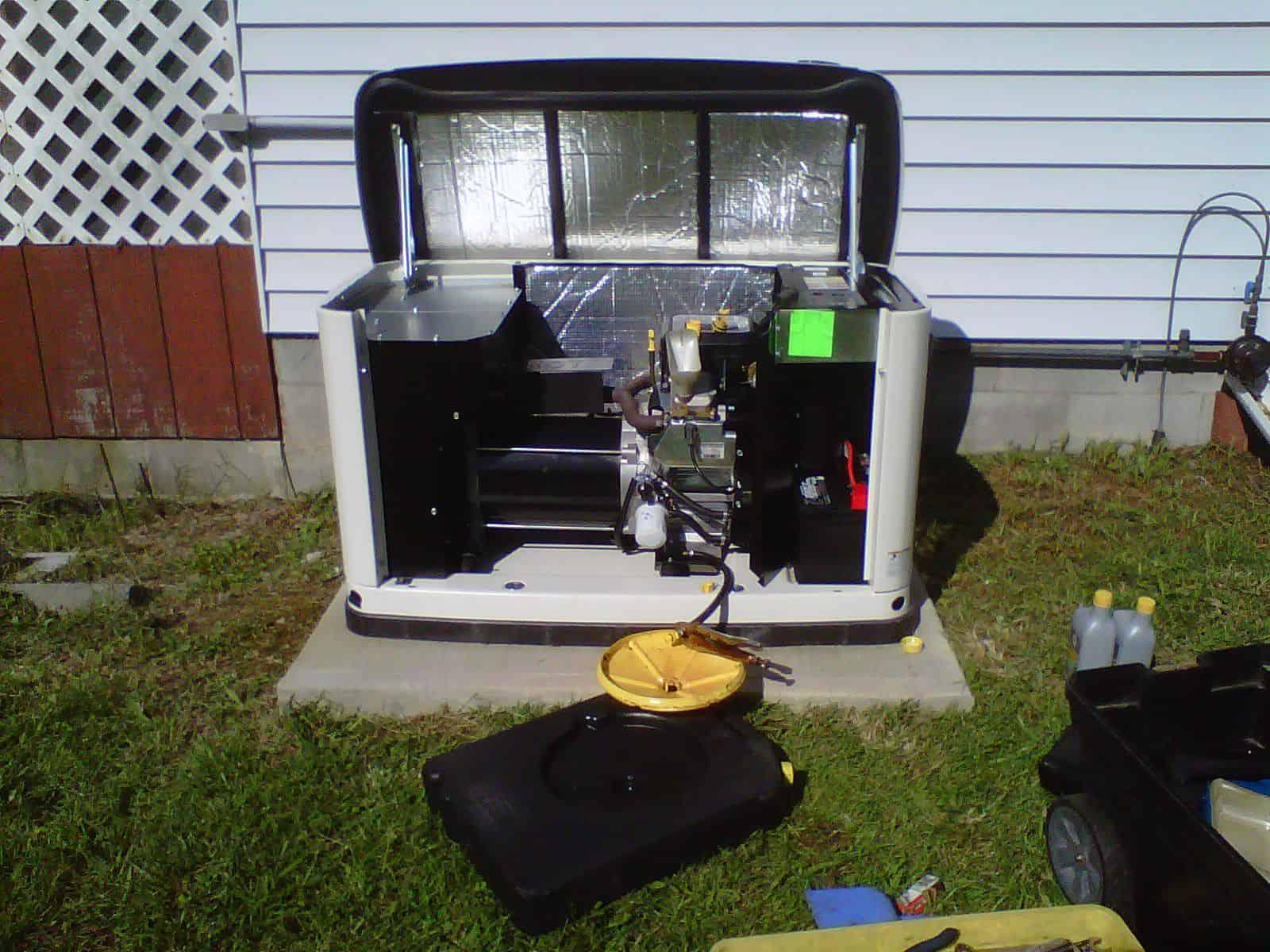 Generac Generator Service