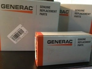 Genuine Generac Automatic Standby Generator Parts