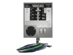 Generac Portable Transfer Switch