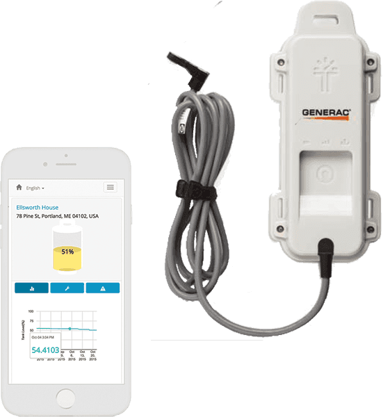 Propane Tank Monitoring System : Generac generator remote monitoring apps devices hale