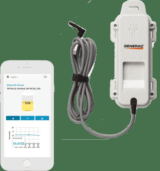 Tank Utility Generac's Liquid Propane Tank Monitor