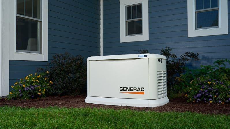 Generac Generator Comparison Image