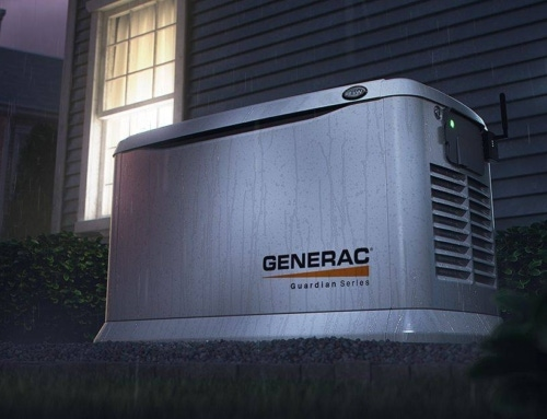 Generac's NEW 24kW Guardian Series Automatic Standby Generator