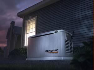 Generac Guardian Series Automatic Generator