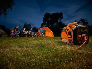 iQ Portable Generator