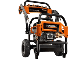 Generac Commercial Power Washer
