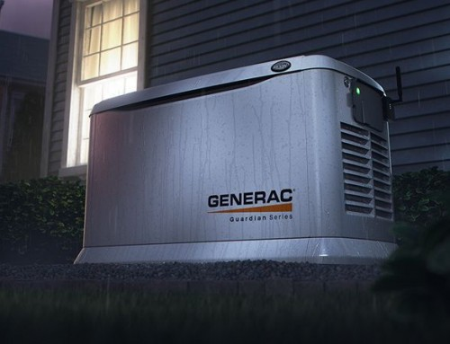 Generac Automatic Standby Generators Now Equipped with Mobile Link WiFi!