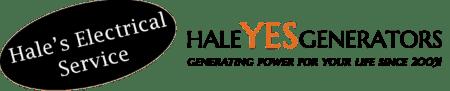 Hale's Electrical Service Logo