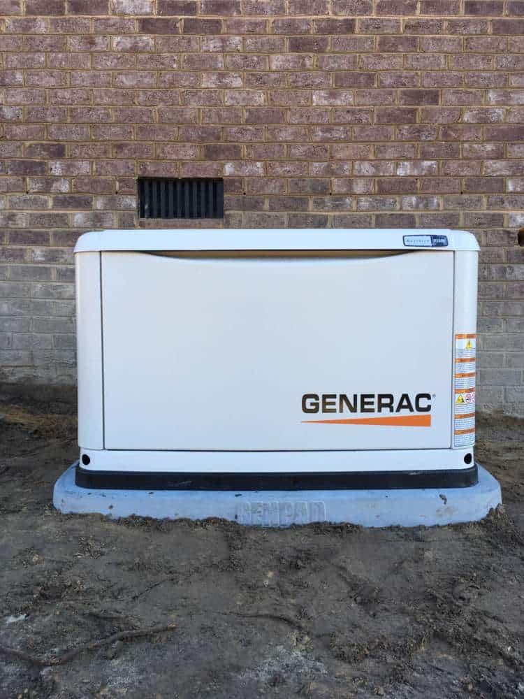 Dinwiddie Generac Generator
