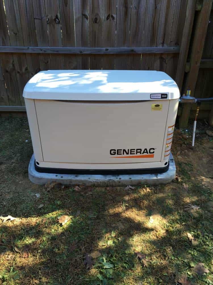 Surry County Generac Generator