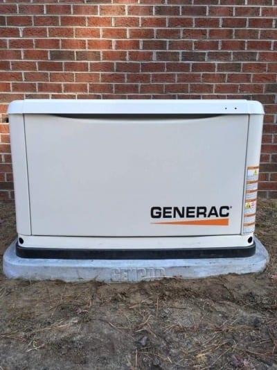Generac Generator Prince George County