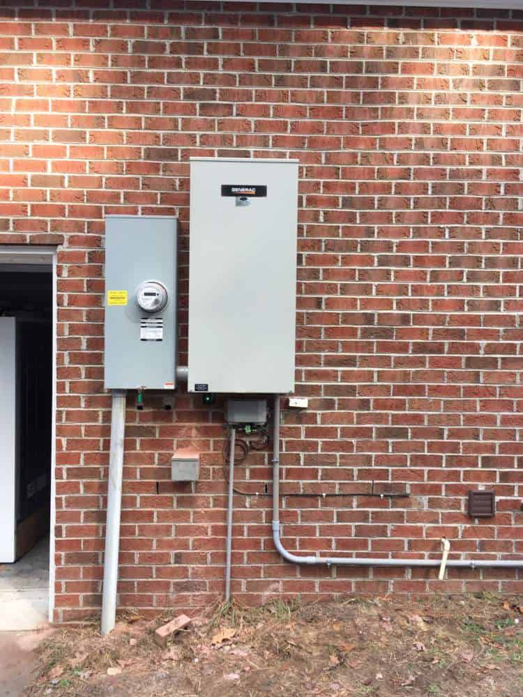 Transfer Switch Prince George County