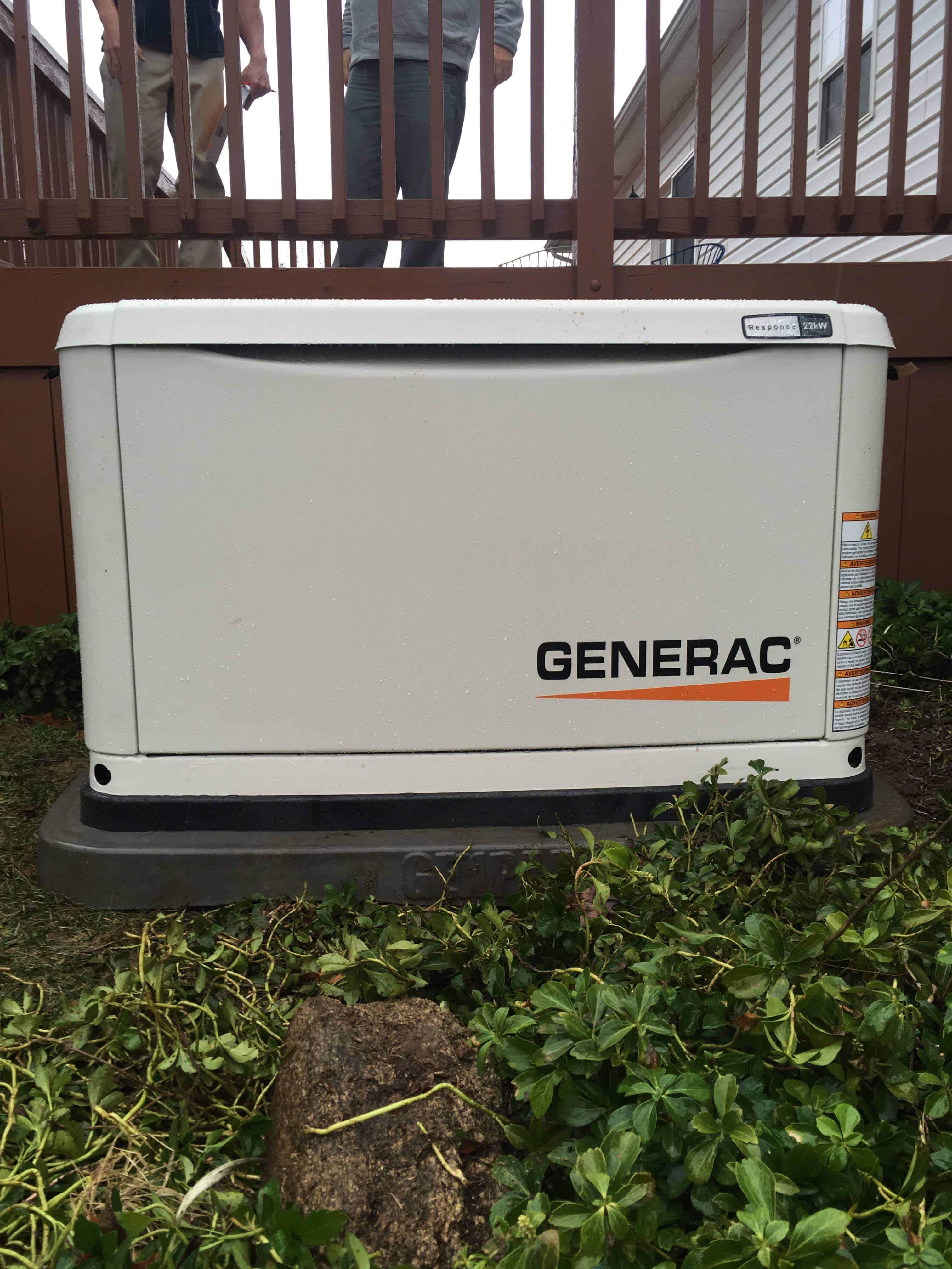 Generac Generator Lunenburg