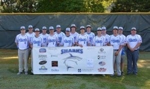 South Hill Sharks Team Photo