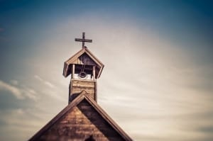 Rustic Church Steeple