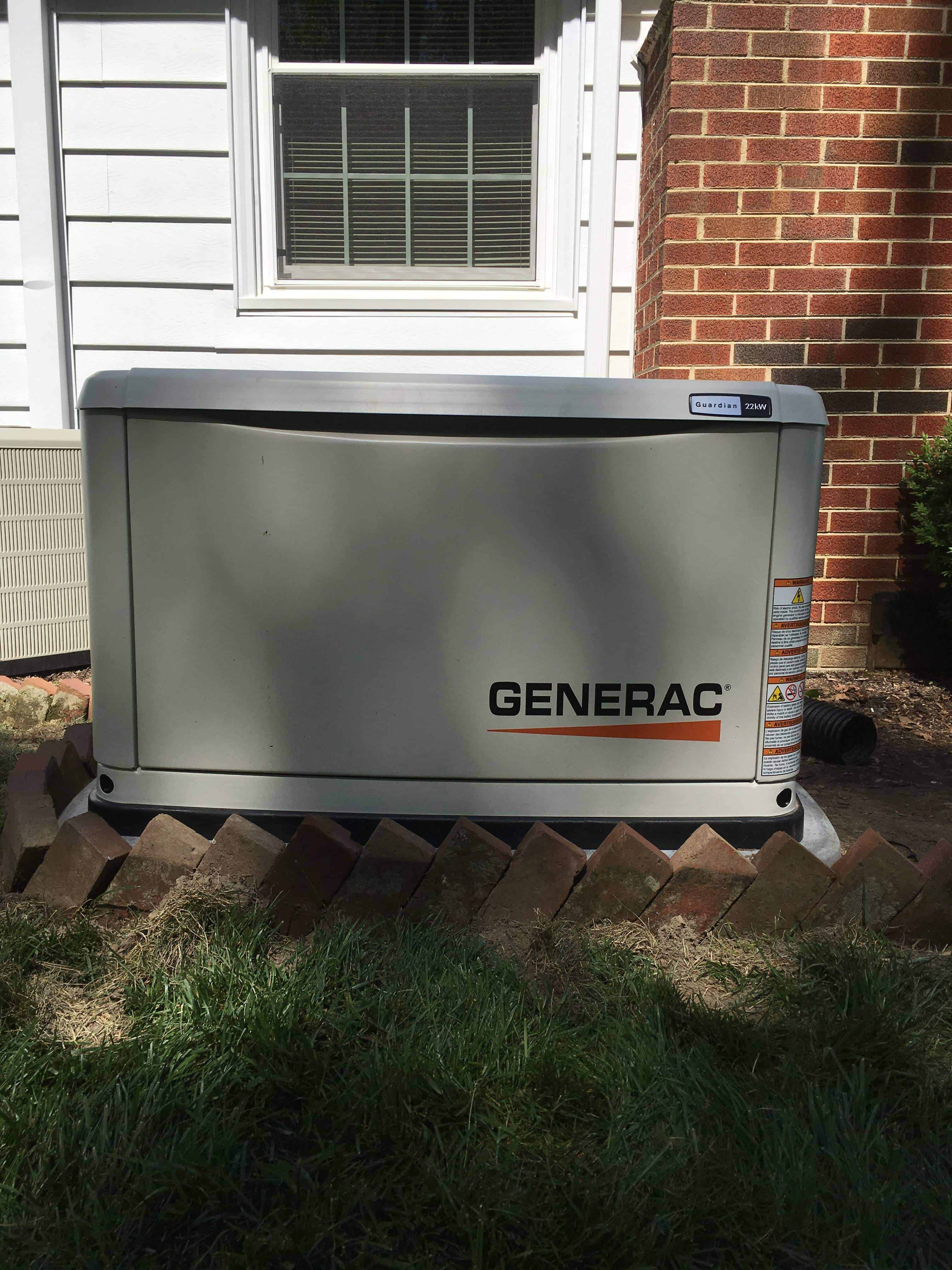 Automatic Standby Generator City of Colonial Heights