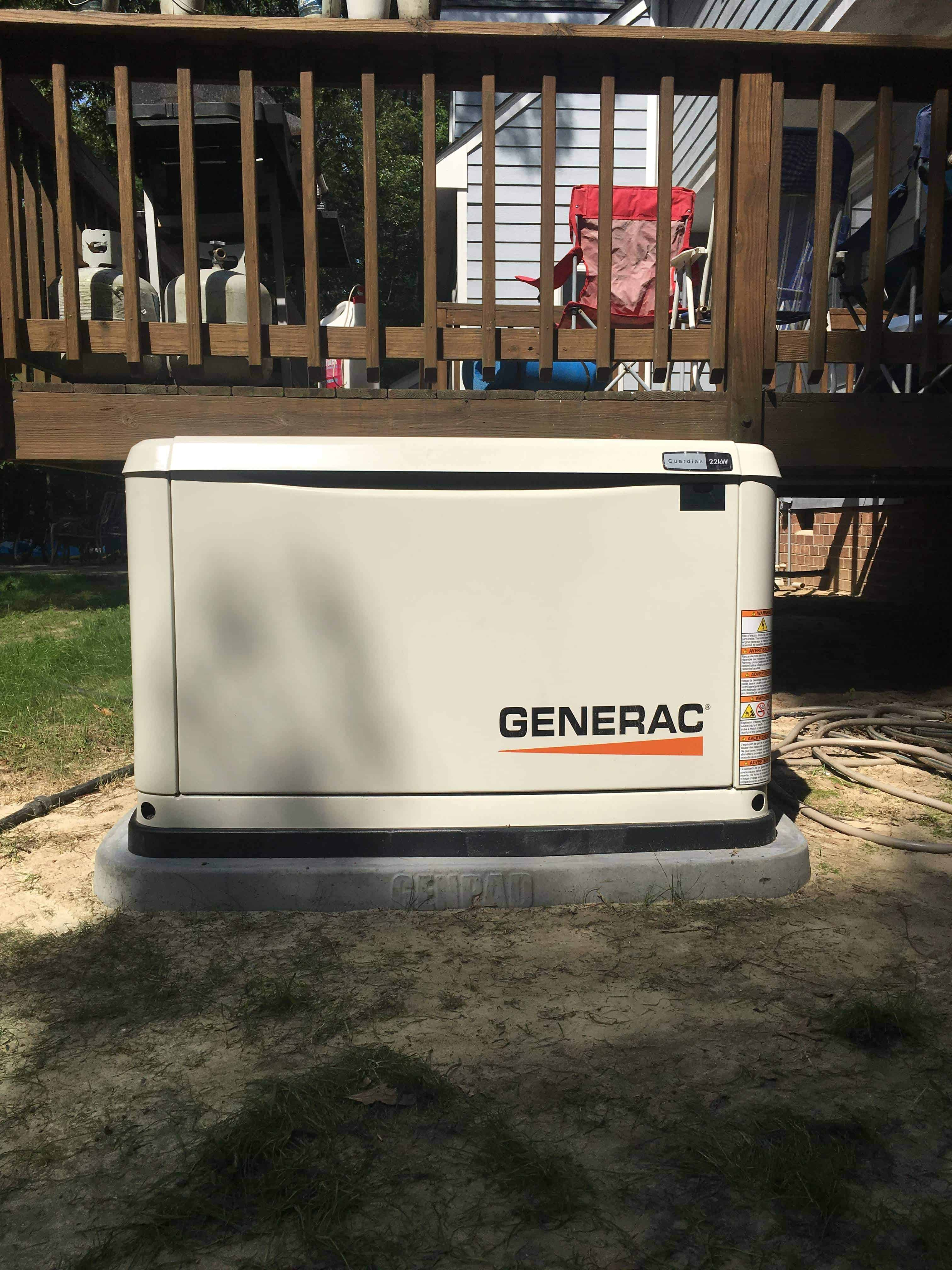 Generac Automatic Standby Generator City of Petersburg