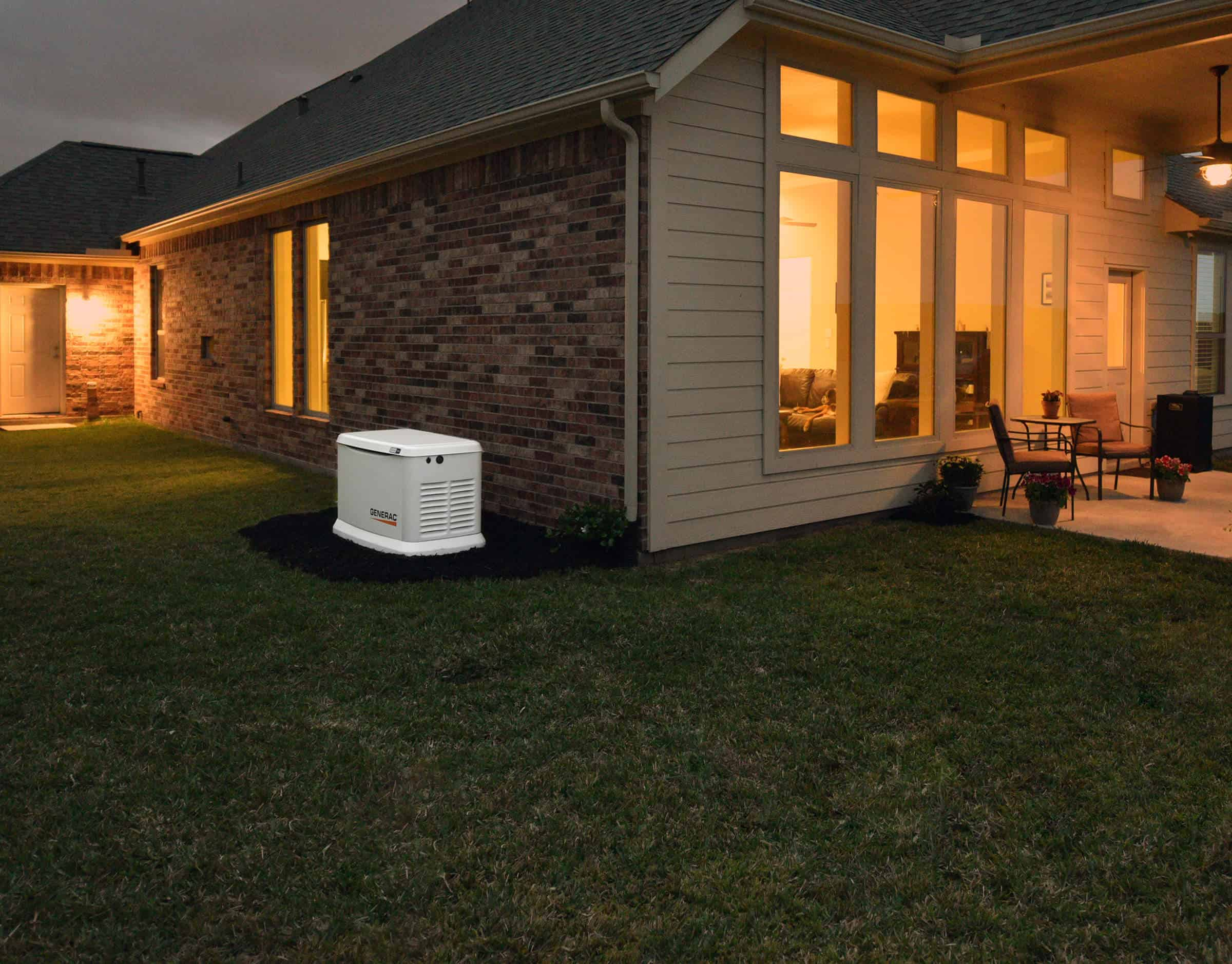 Generac Guardian Series Automatic Home Standby Generator