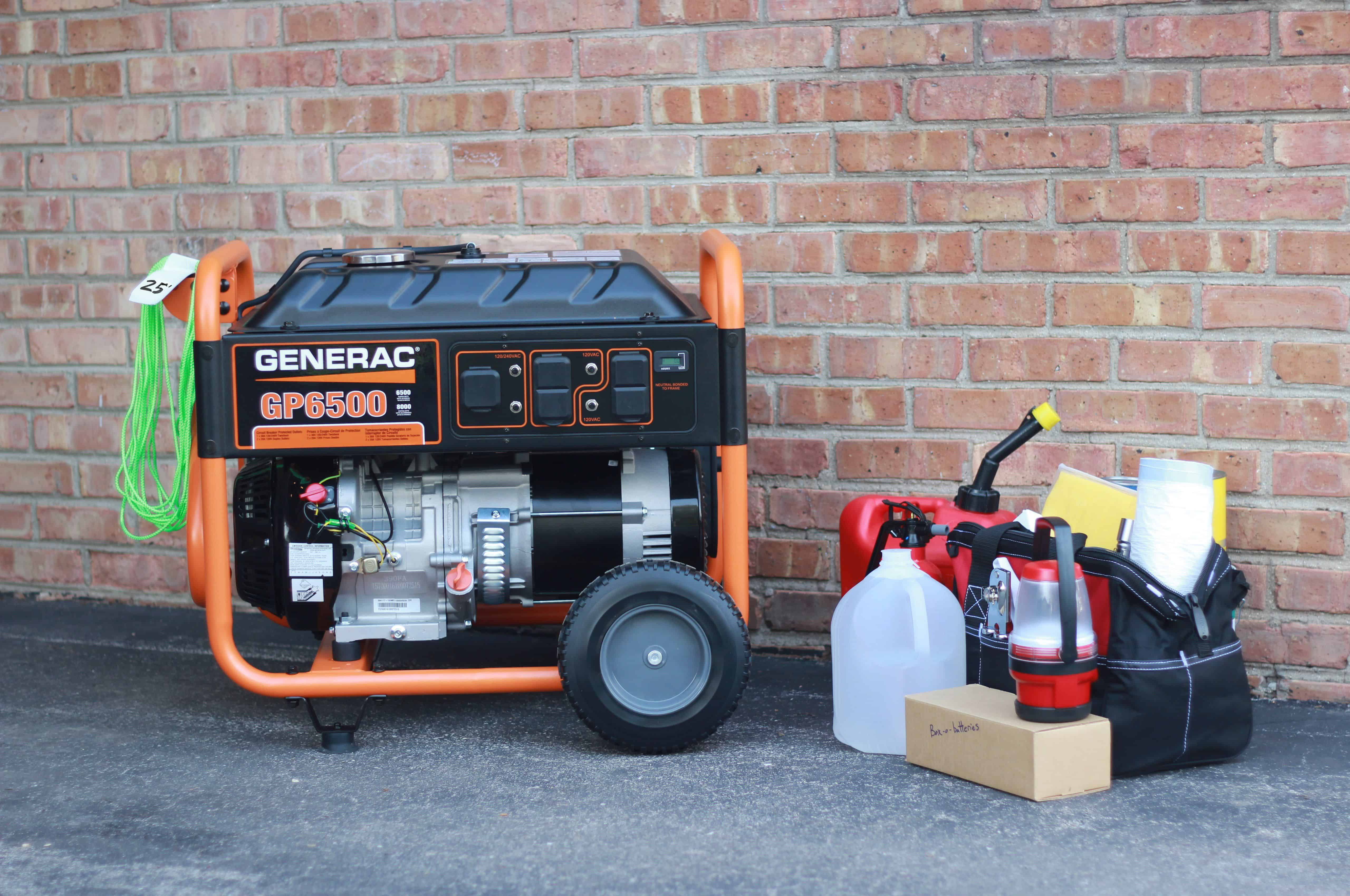 Generac Potable Generator Outage Kit