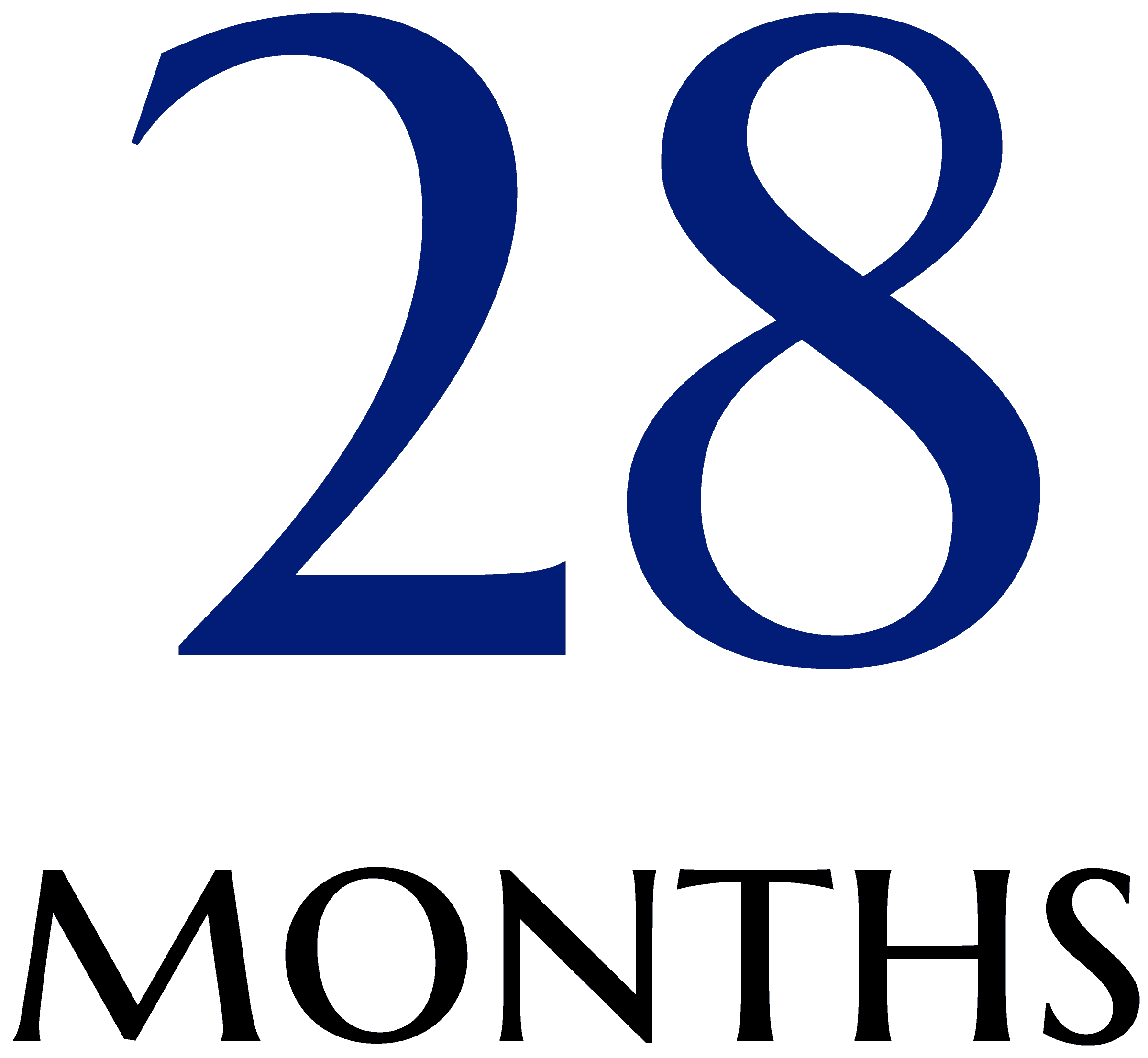 28 months