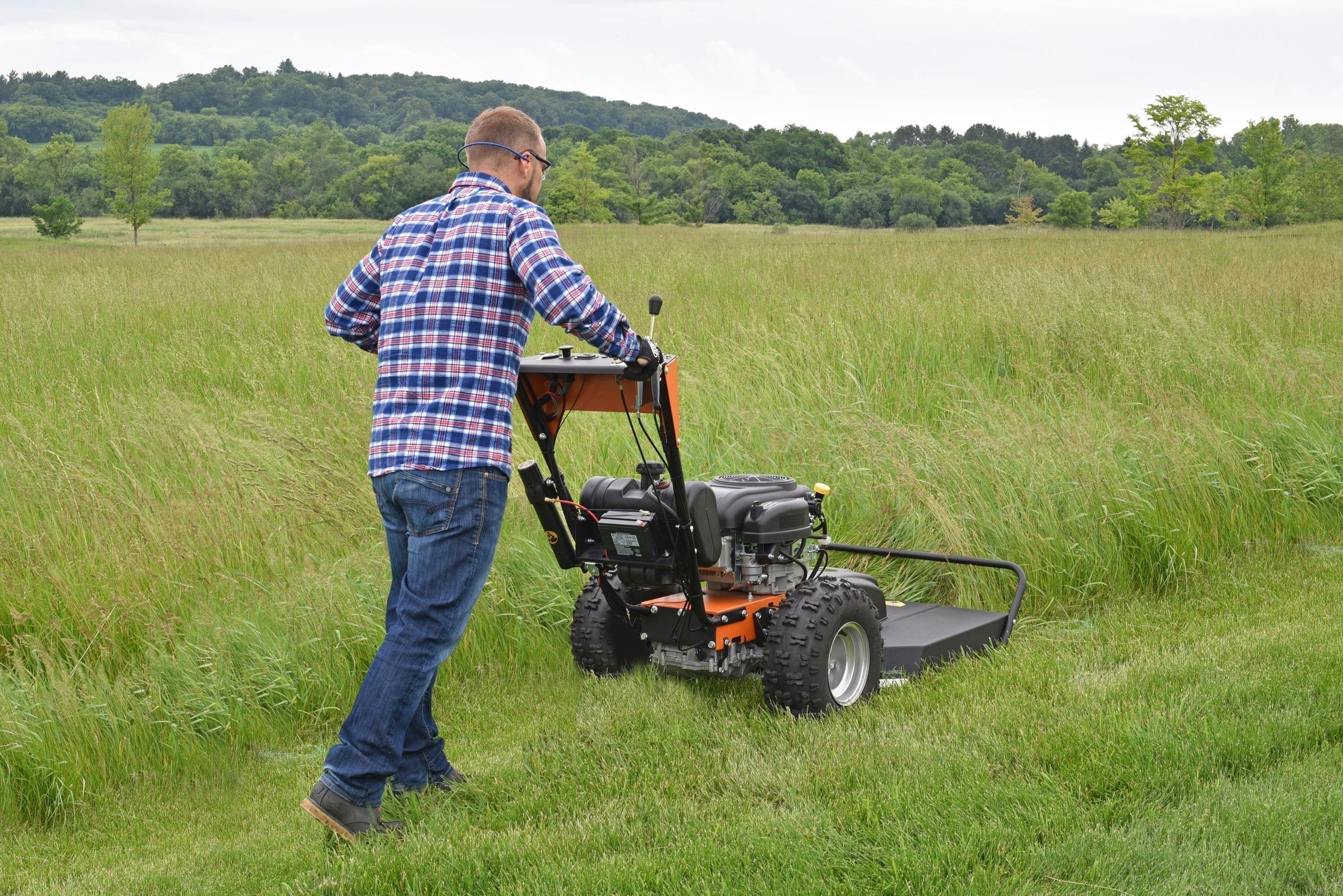 Generac PRO Brush Mower