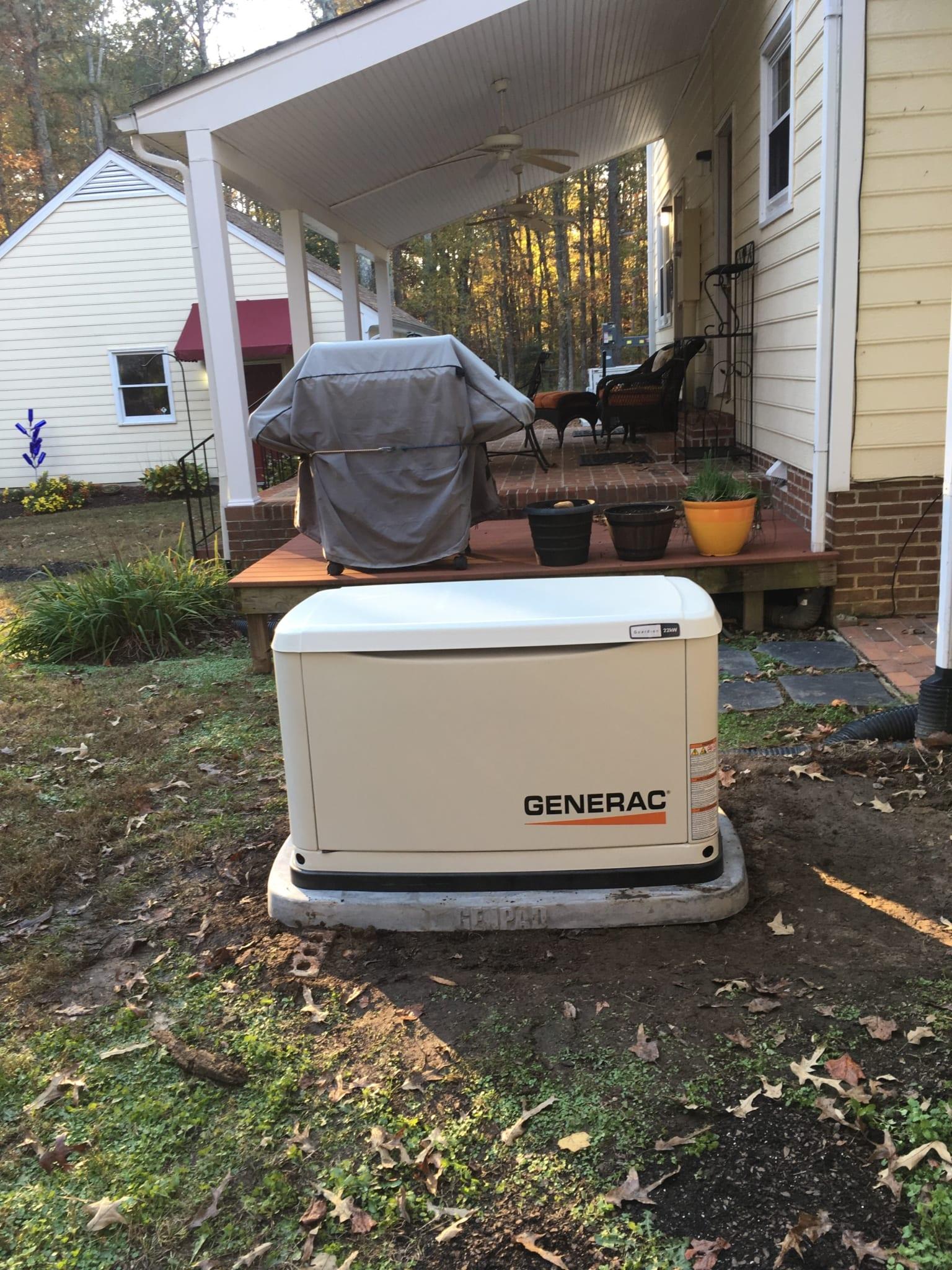 Generac Automatic Standby Generator