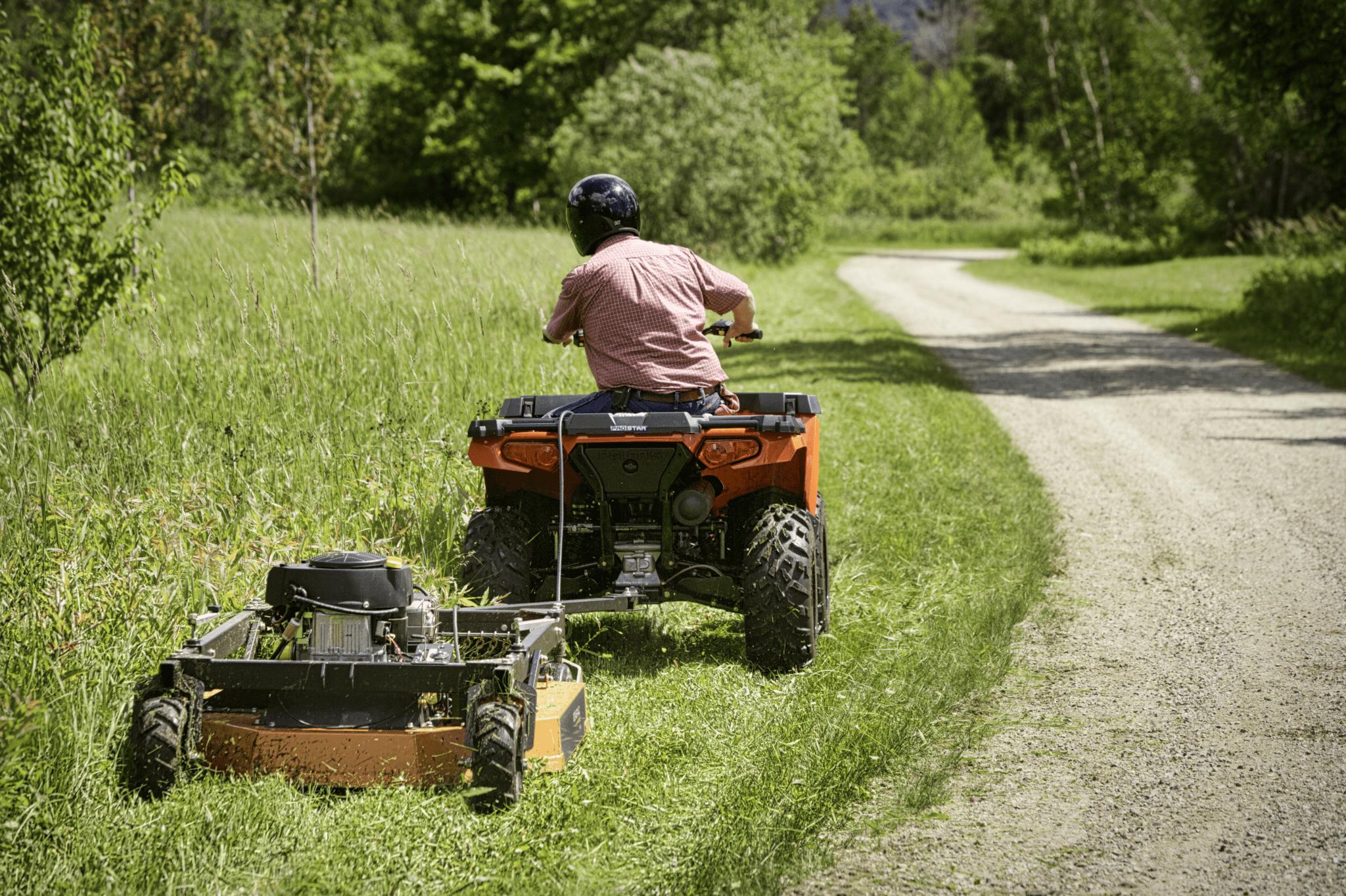 Generac PRO Tow Behind Mower