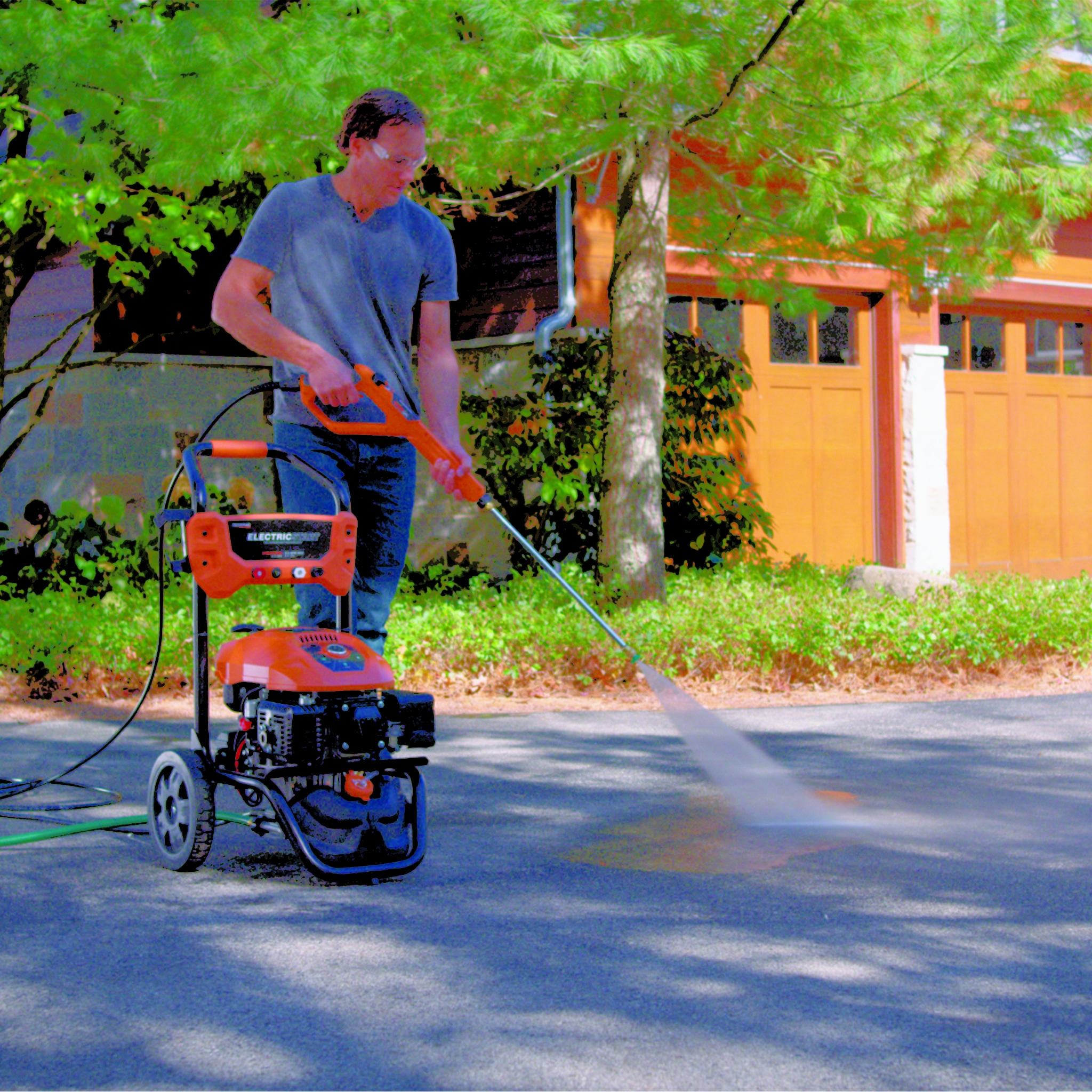 3100 PSI Electric Start Power Washer | Hale's Electrical Service