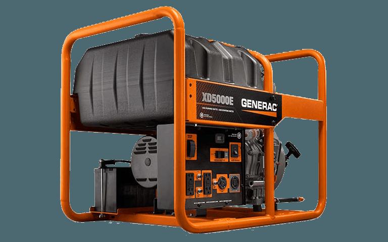 Generac xd5000e Portable Generator
