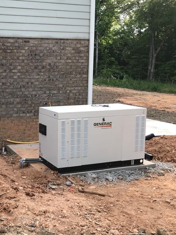 Generac Automatic Standby Generator 5.30.19