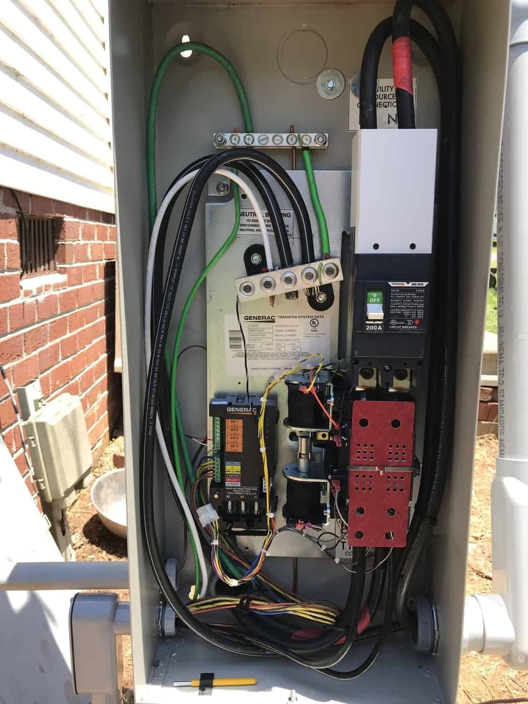 6.26.19 Prince Edward Generac Automatic Transfer Switch