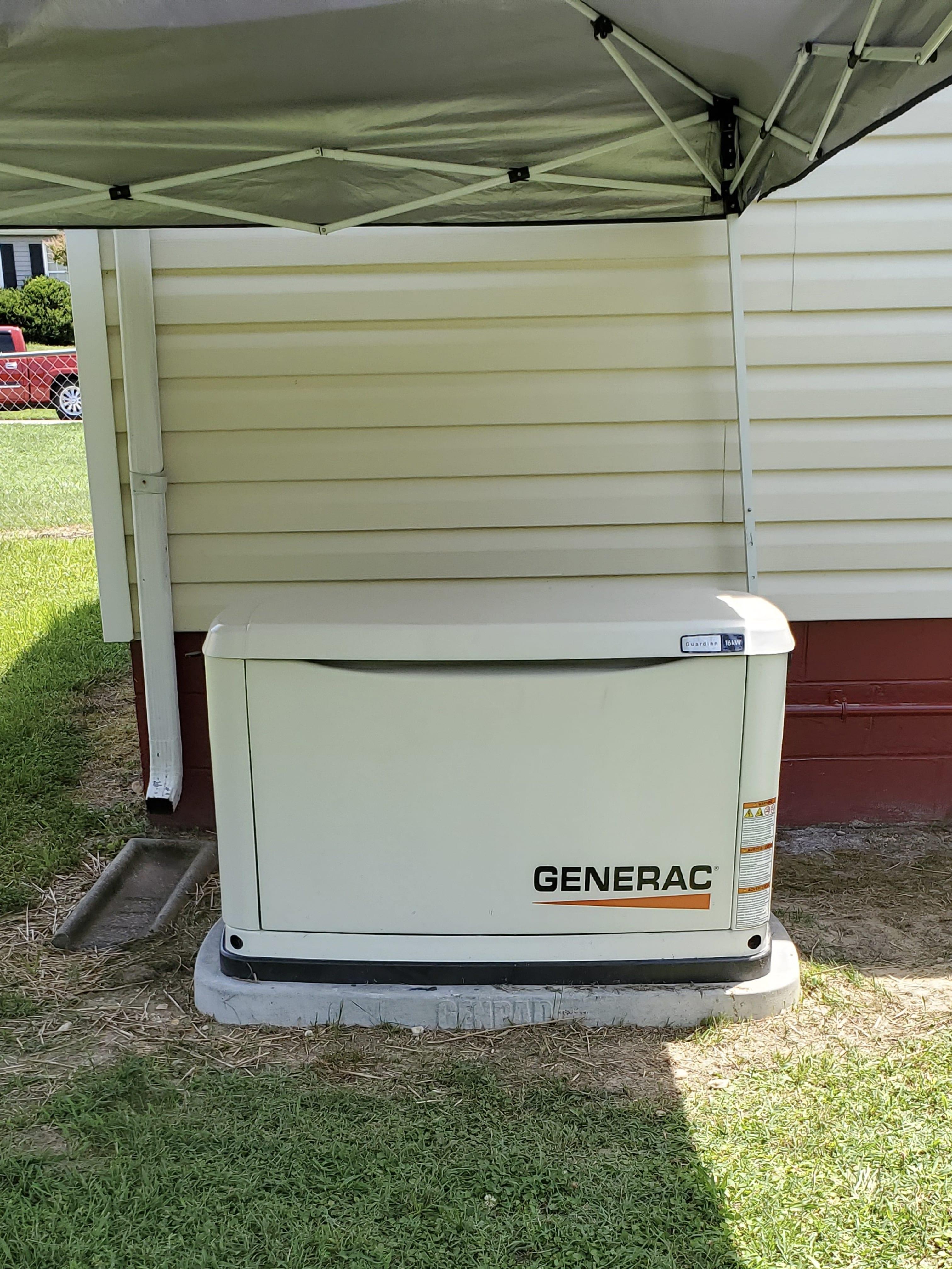 7.1.19 Petersburg Generac Automatic Standby Generator