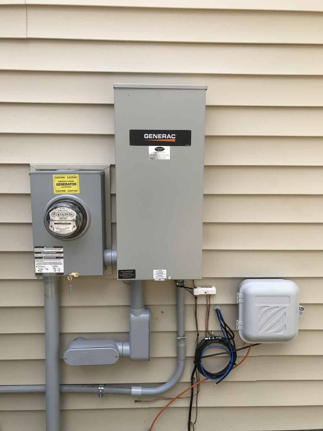7.9.19 Chesterfield Generac Automatic Transfer Switch