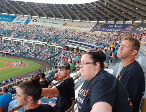 2019 August Squirrels Baseball Night