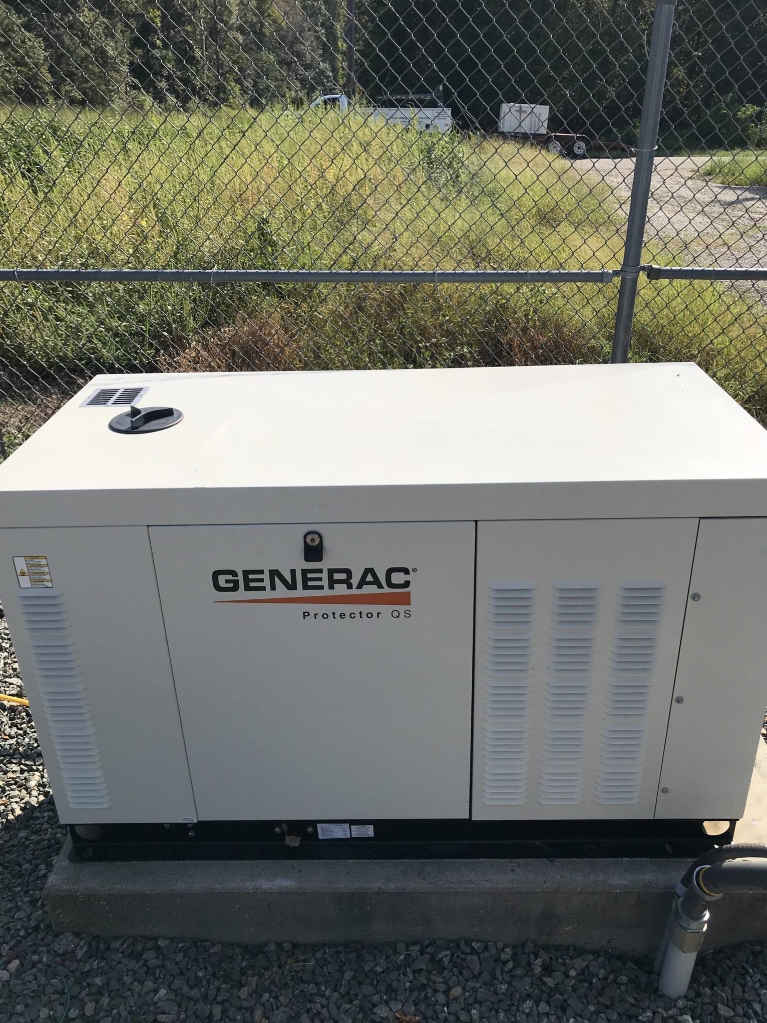 9.24.19 Sussex Generac Automatic Standby Generator