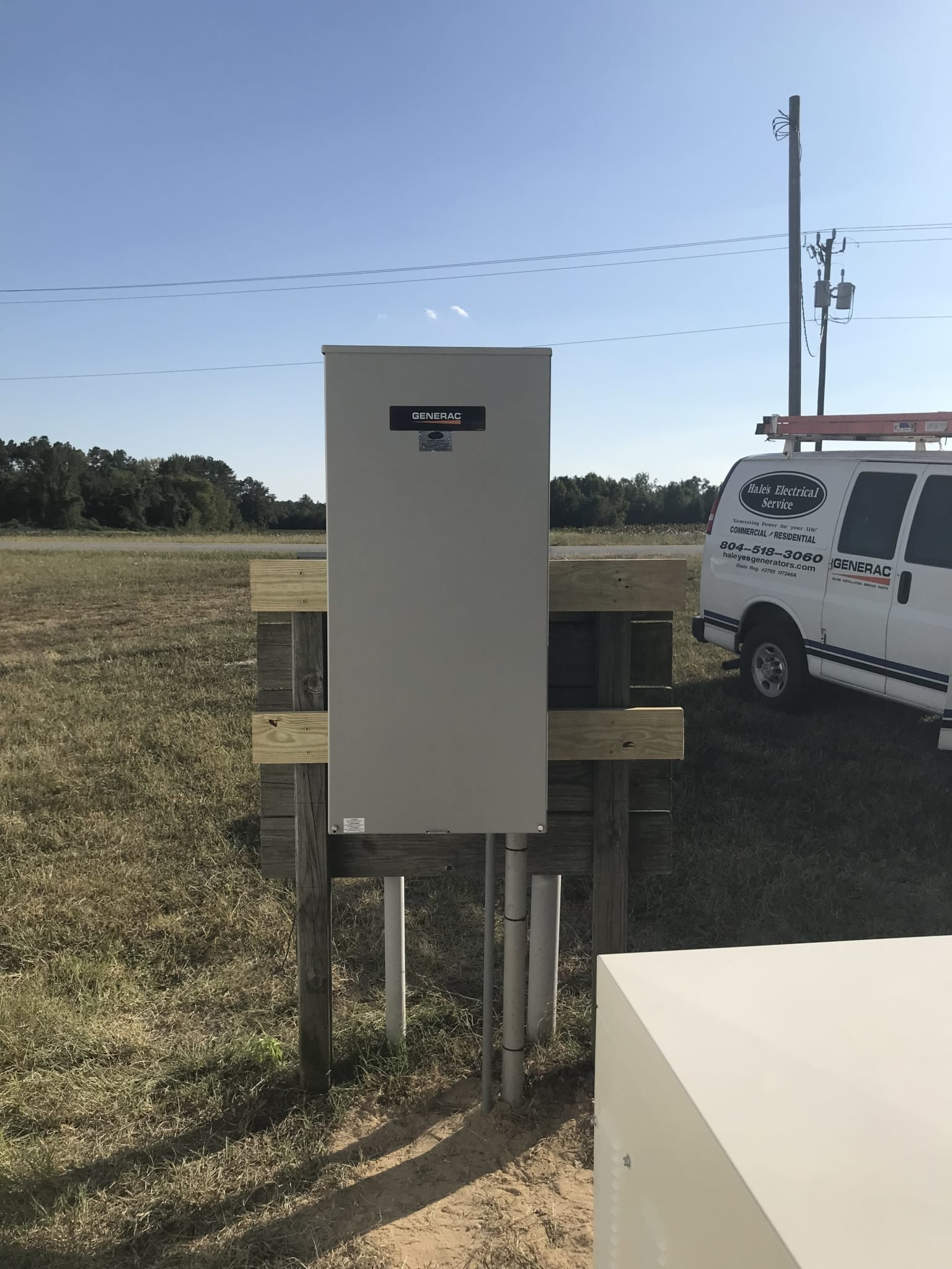 9.25.19 Sussex Generac Automatic Transfer Switch