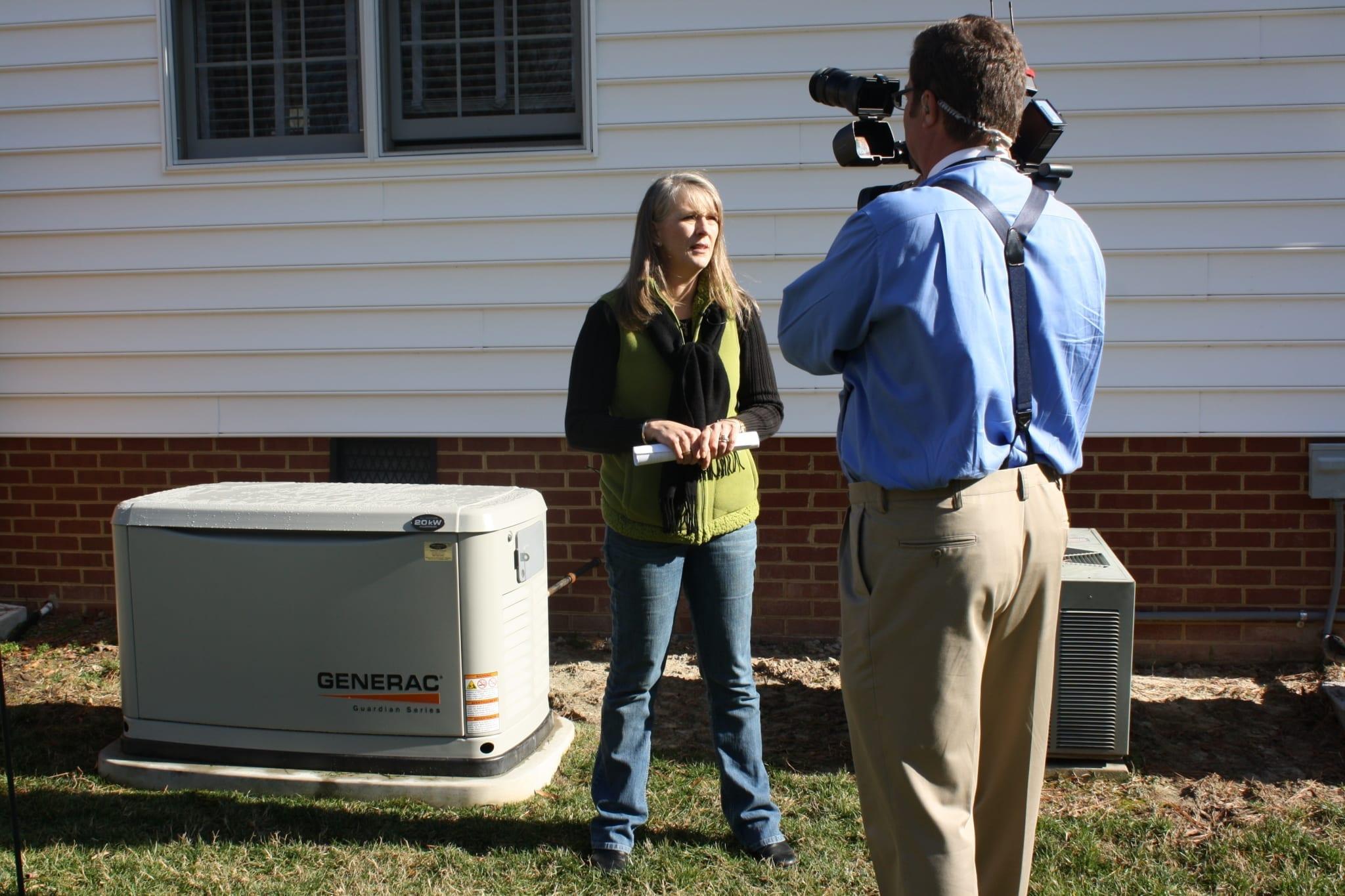 2012 CBS 6 Interview