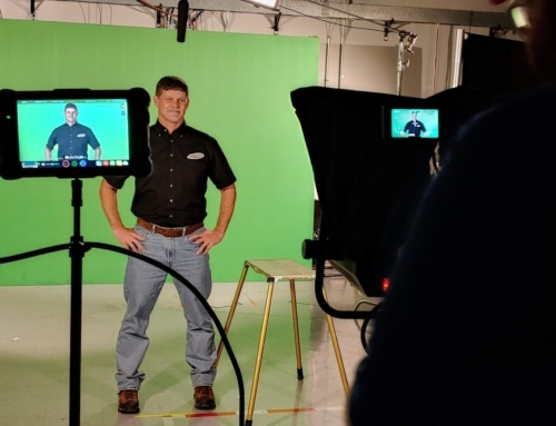 WRIC 8 Visit and 804 Experts Commercial Shoot
