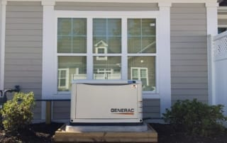 10.14.19 Chesterfield Generac Automatic Standby Generator