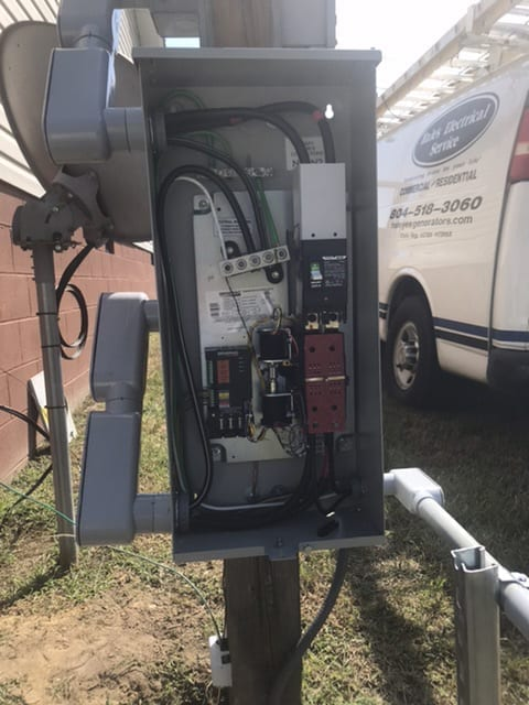 10.2.19 Sussex Generac Automatic Transfer Switch