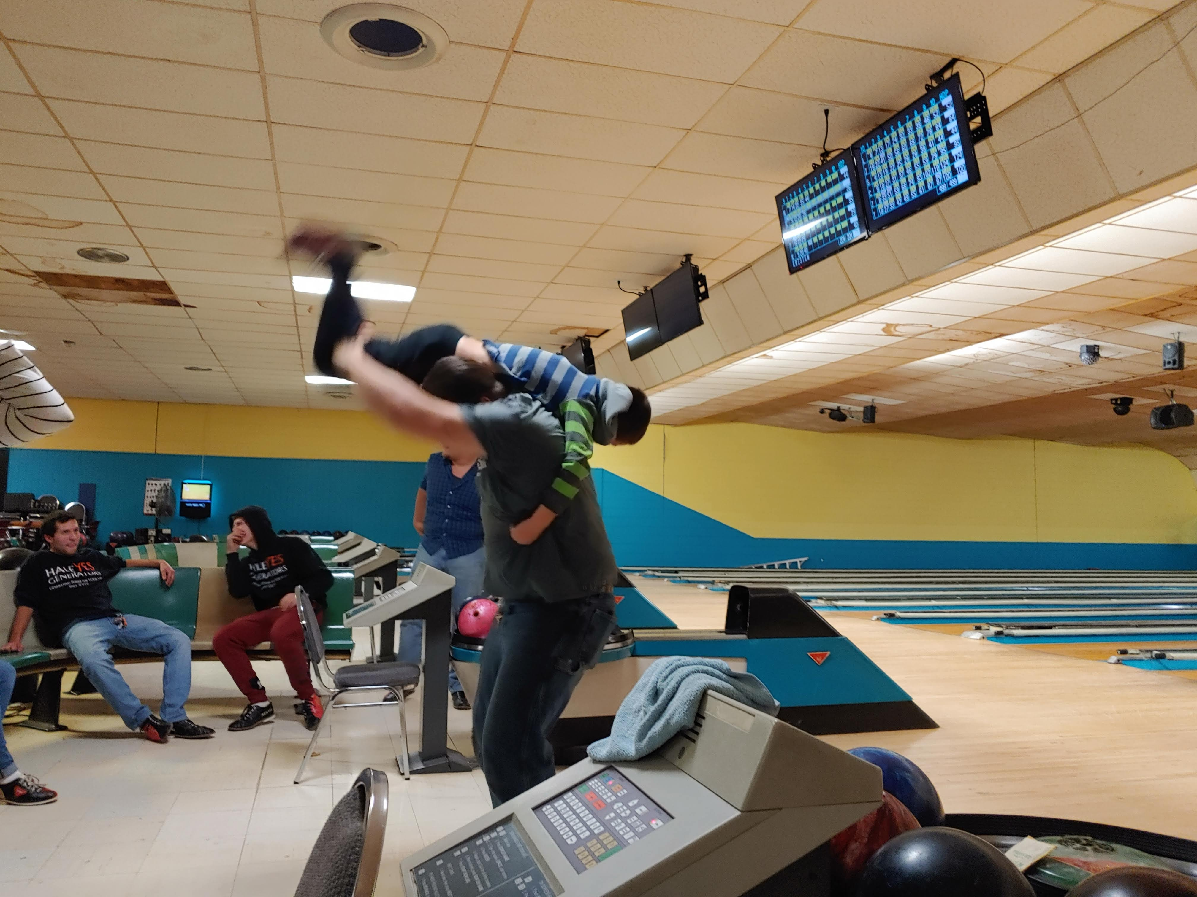 2019 November Bowling Night