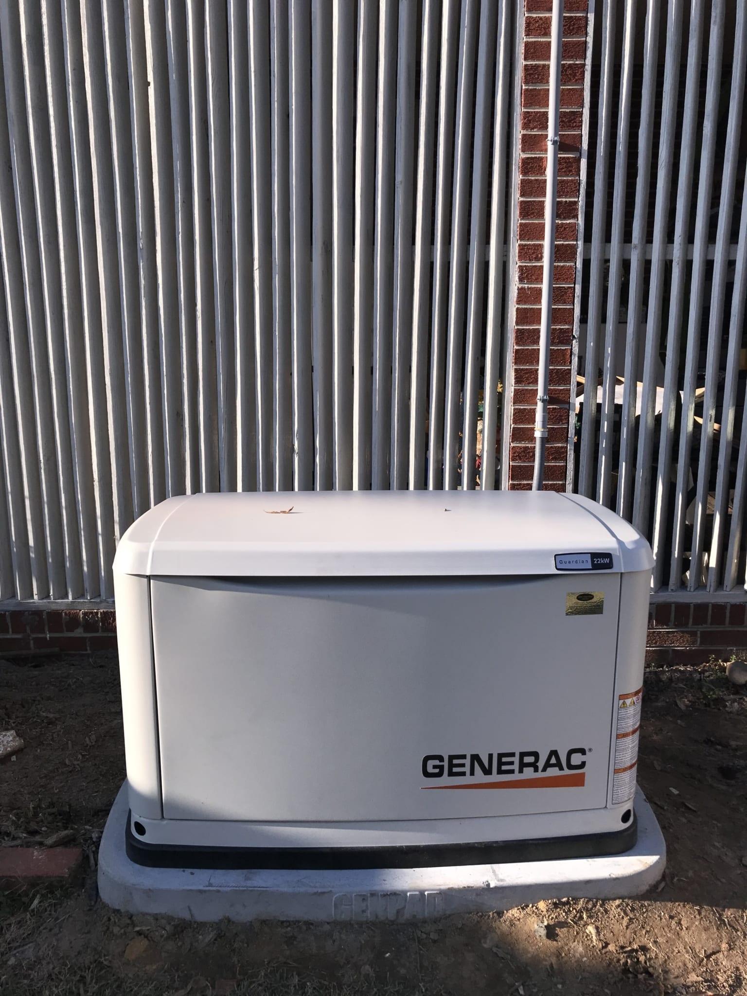 12.4.19 Emporia Generac Automatic Standby Generator
