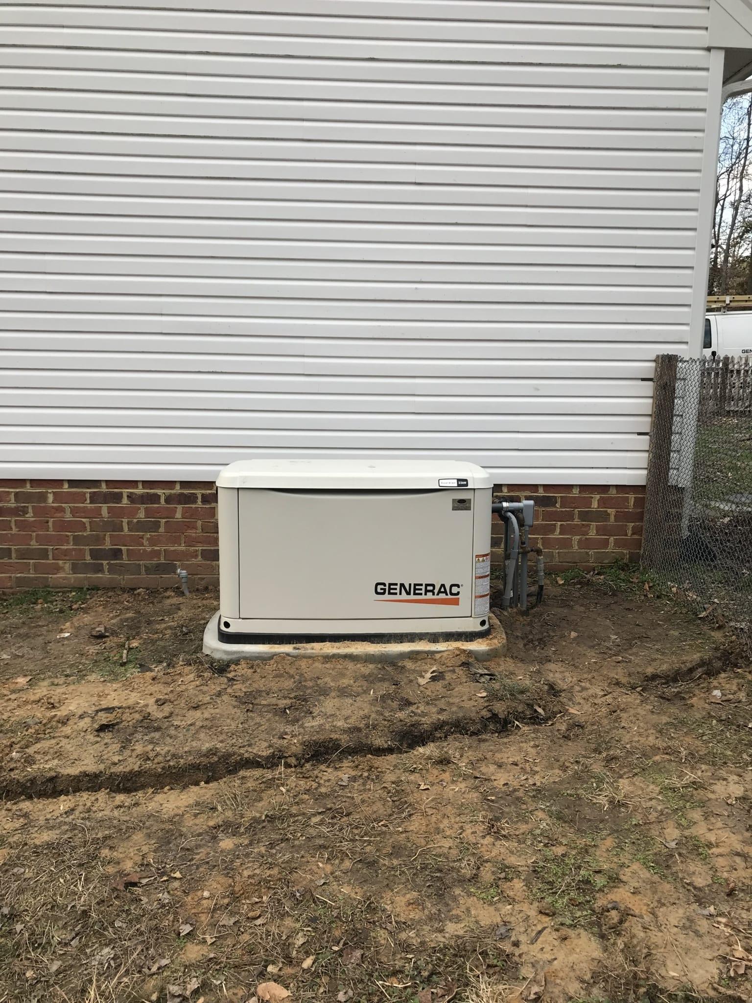 1.10.20 Hopewell Generac Automatic Standby Generator