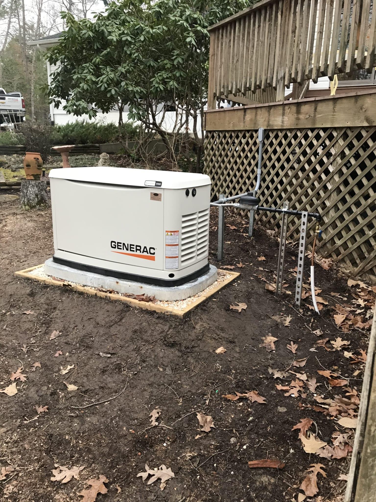 1.13.20 Prince George Generac Automatic Standby Generator