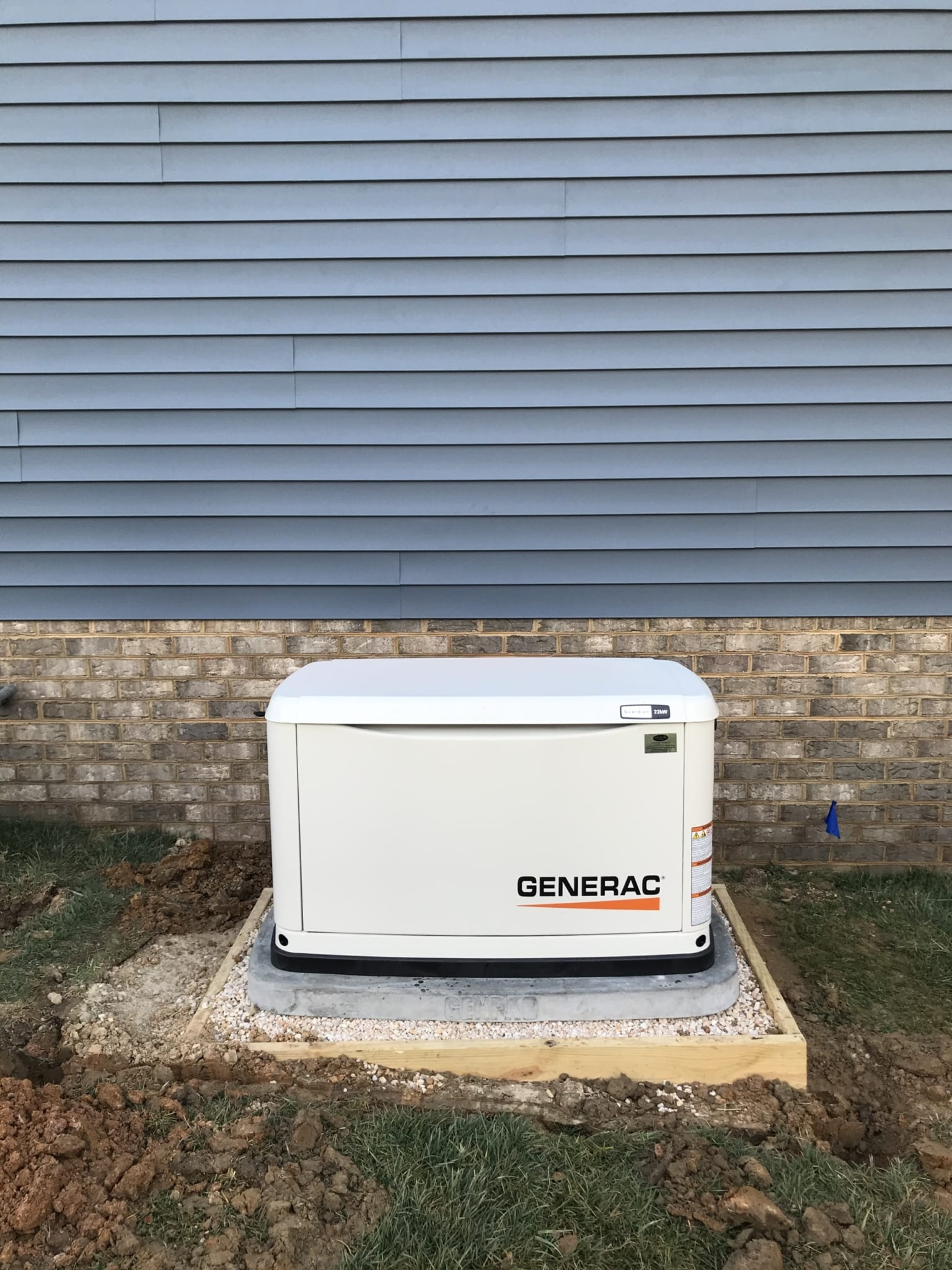 3.17.20 Chesterfield Generac Automatic Standby Generator