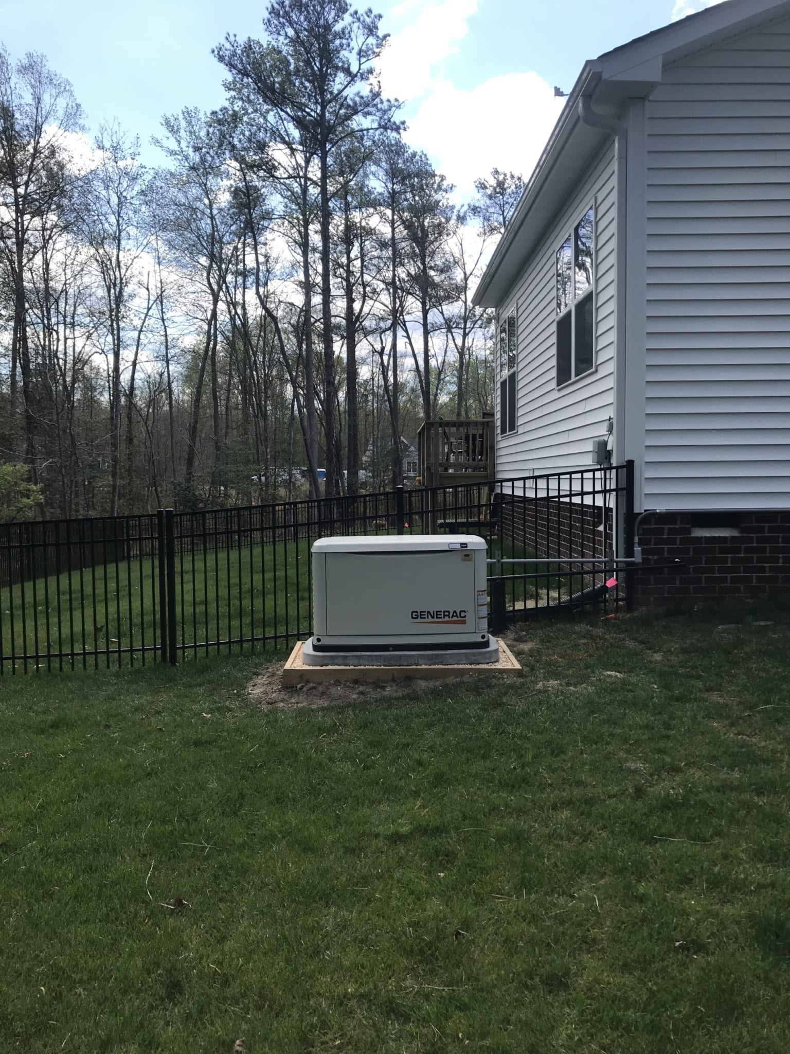 4.10.20 Chesterfield Generac Automatic Standby Generator Far