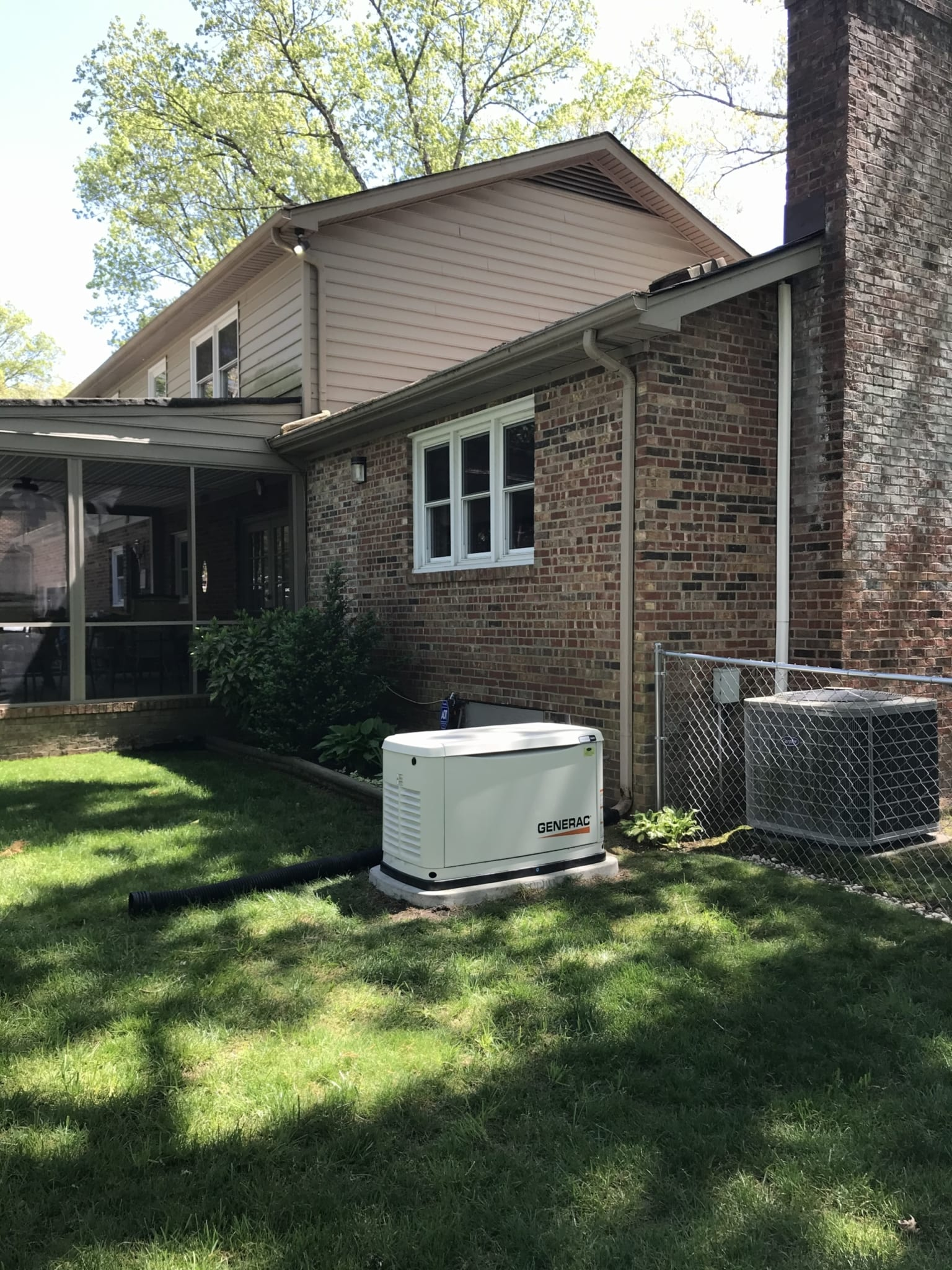 4.14.20 Petersburg Generac Automatic Standby Generator Far