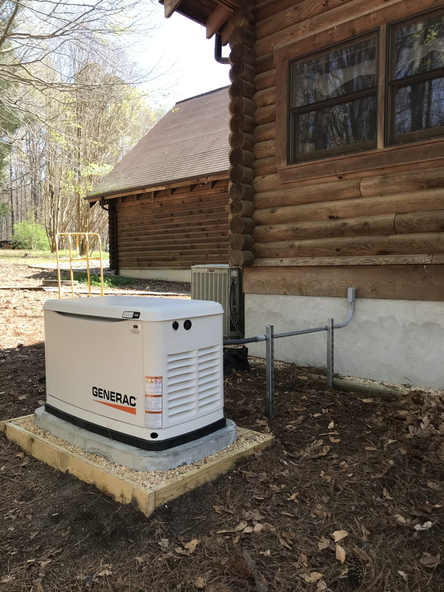 4.7.20 Nottaway REPLACEMENT Generac Automatic Standby Generator Far