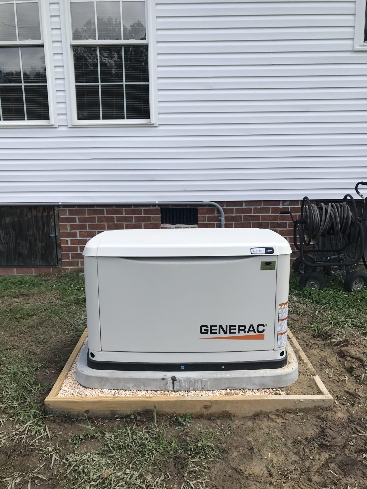 5.22.20 Brunswick Generac Automatic Standby Generators