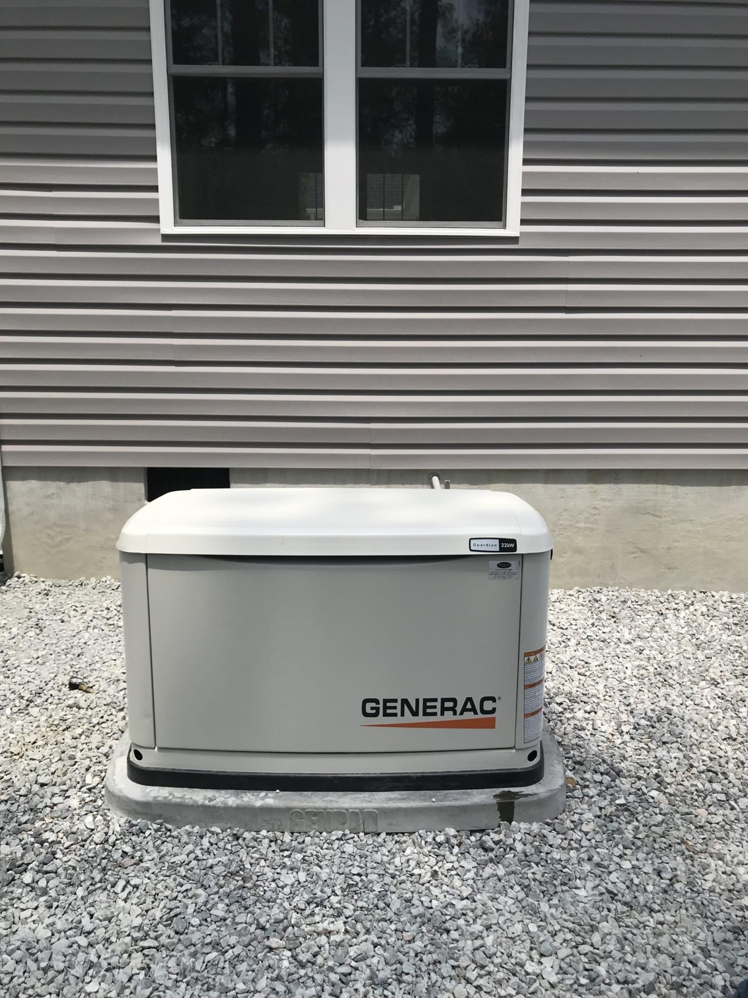 6.10.20 Charles City Generac Automatic Standby Generator